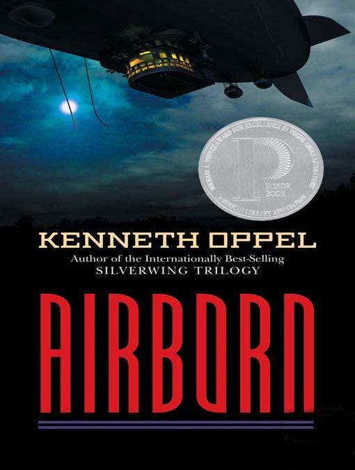 Airborn: Matt Cruse Series, Book 1 by Kenneth Oppel