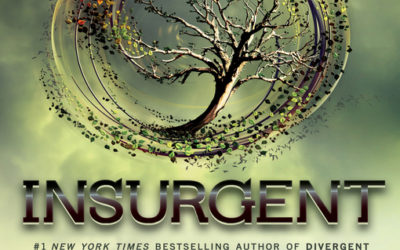 Insurgent: Divergent Trilogy, Book 2 by Veronica Roth
