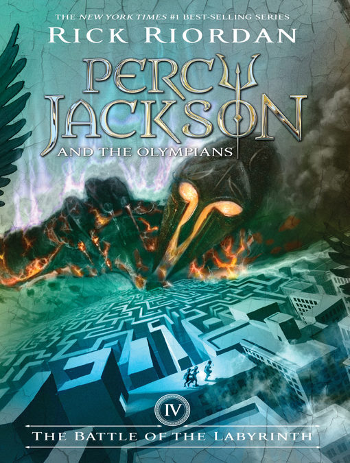 The Battle of the Labyrinth: Percy Jackson and the Olympians Series, Book 4 by Rick Riordan