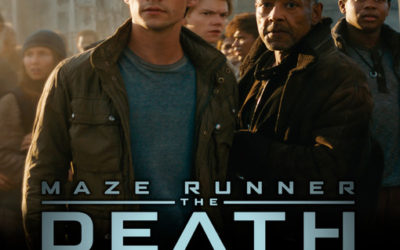 The Death Cure: The Maze Runner Trilogy, Book 3 by James Dashner