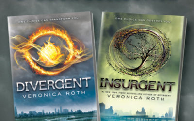 The Divergent Series Two-Book Collection: Insurgent & Divergent by Veronica Roth