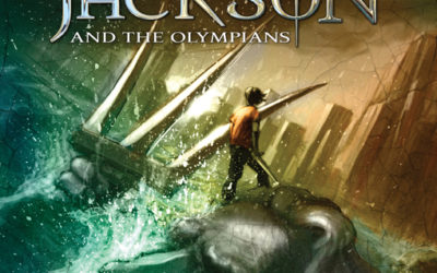 The Lightning Thief: Percy Jackson and the Olympians Series, Book 1 by Rick Riordan