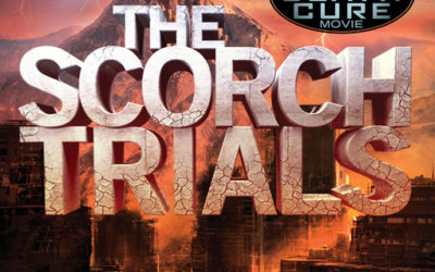 The Scorch Trials: The Maze Runner Trilogy, Book 2
