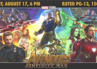 Marvel's Avenger's: Infinity War