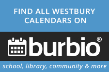 Never miss a Westbury event again!