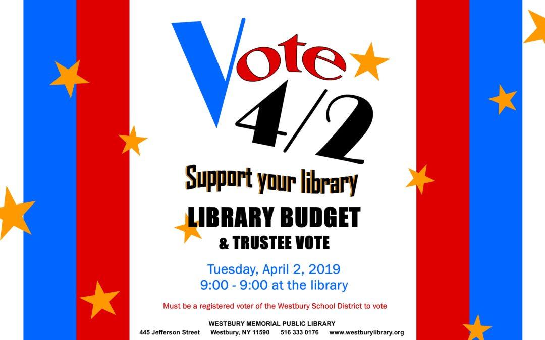 Budget Vote 2019
